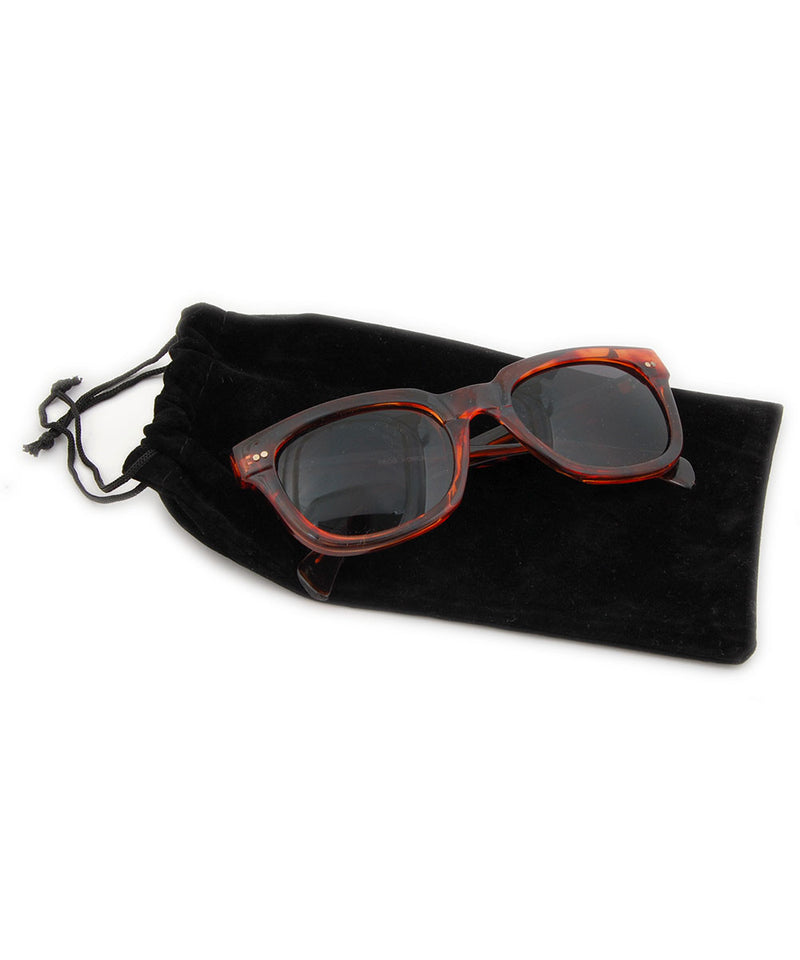 drawstring pouch black velvet sunglasses