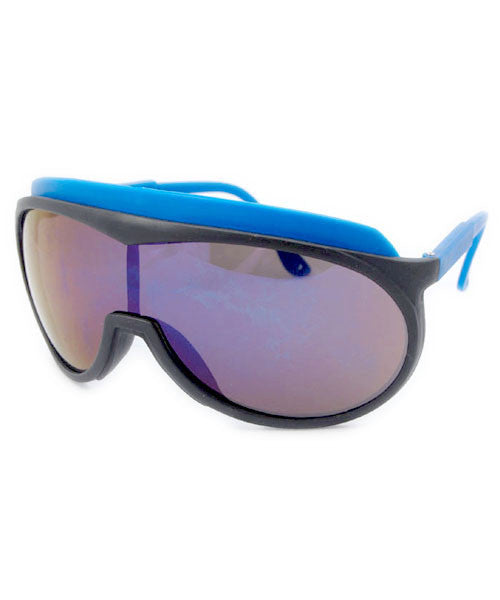 balcony blue sunglasses