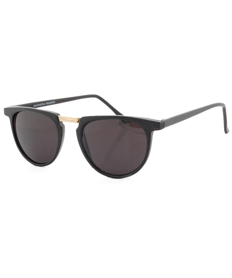 gallard black sunglasses
