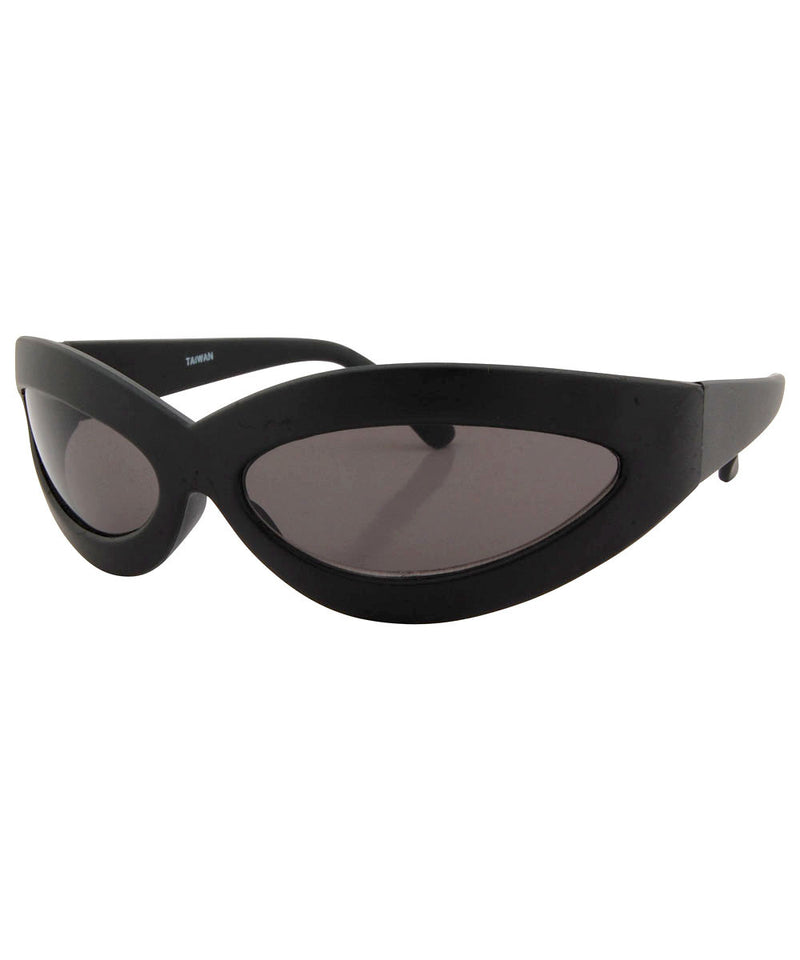 bandito black sunglasses