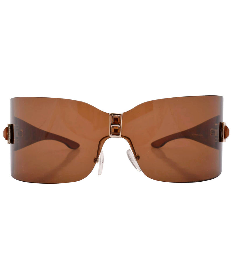 bandolito brown sunglasses
