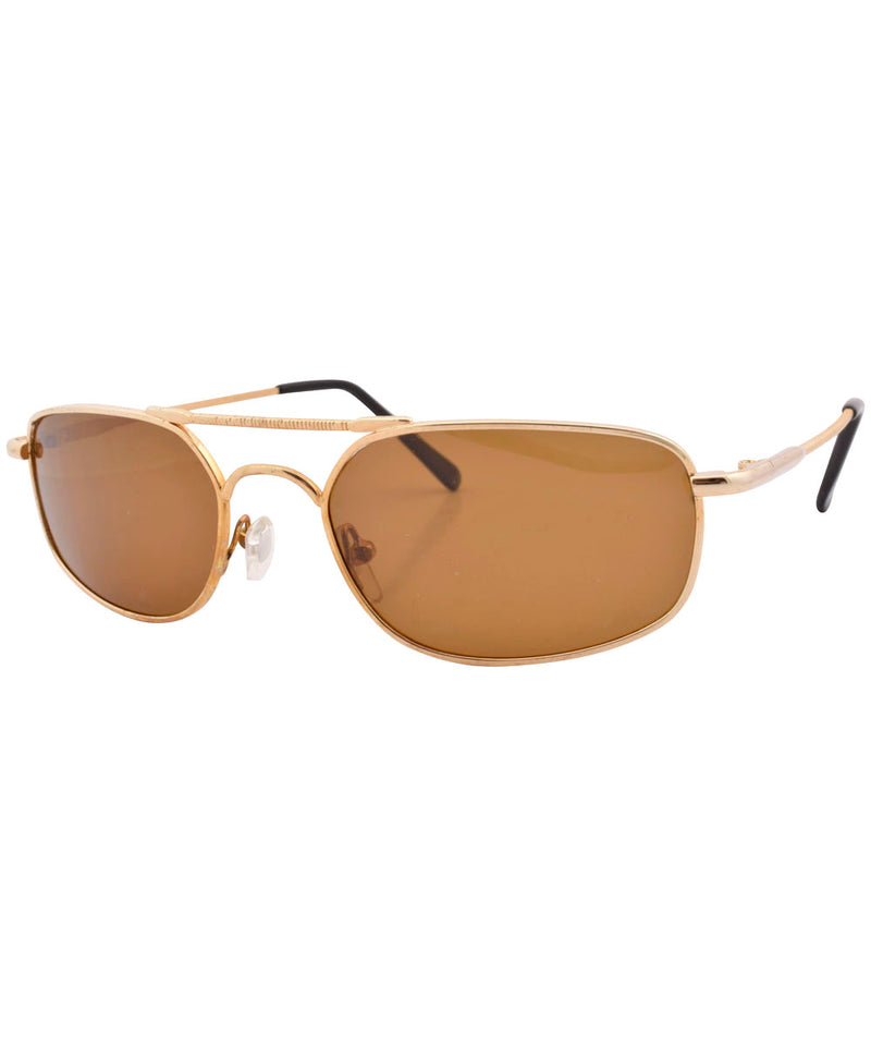 bane goldbrown sunglasses