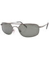 bane gunmetal sunglasses