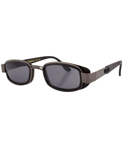 banjo gunmetal sunglasses
