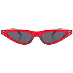 bastards red sd sunglasses
