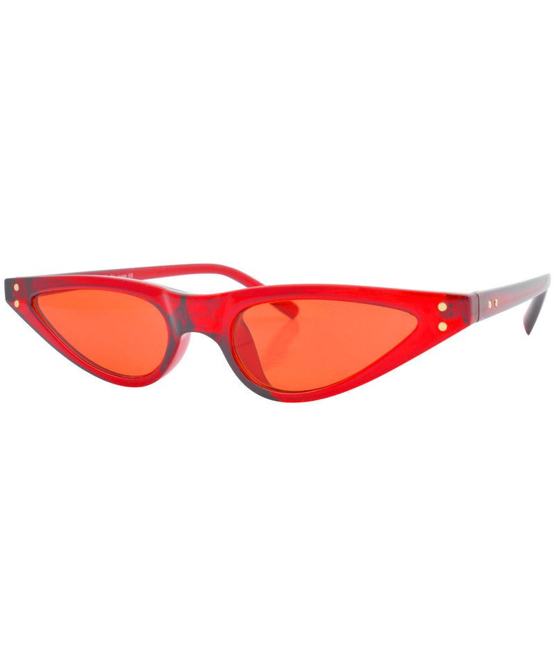 bastards red sunglasses