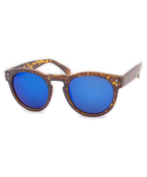 bates tortoise blue sunglasses