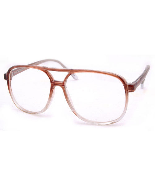 beaker brown sunglasses