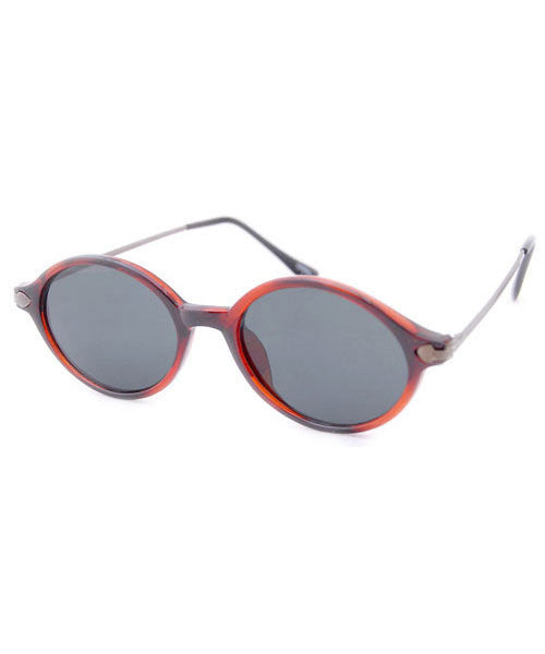 bean tortoise gunmetal sunglasses