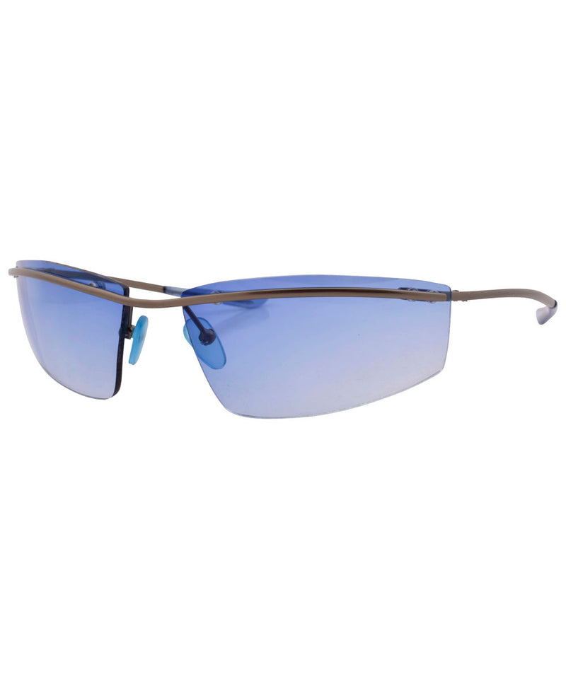 bemuse blue sunglasses