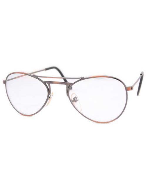 bertie copper sunglasses