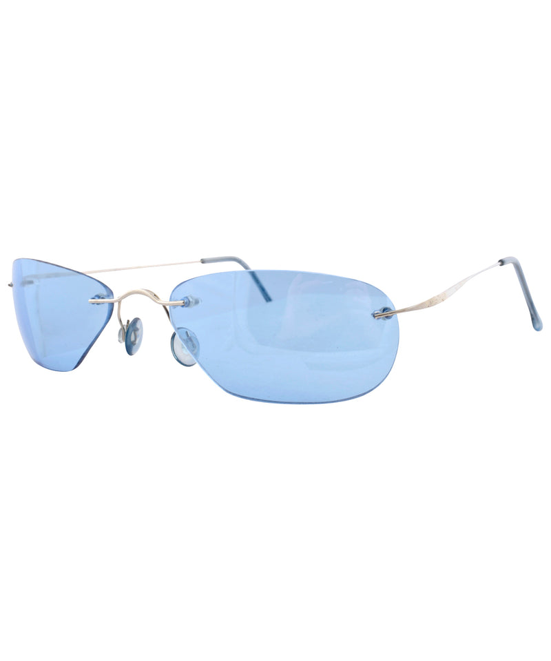 bink blue sunglasses