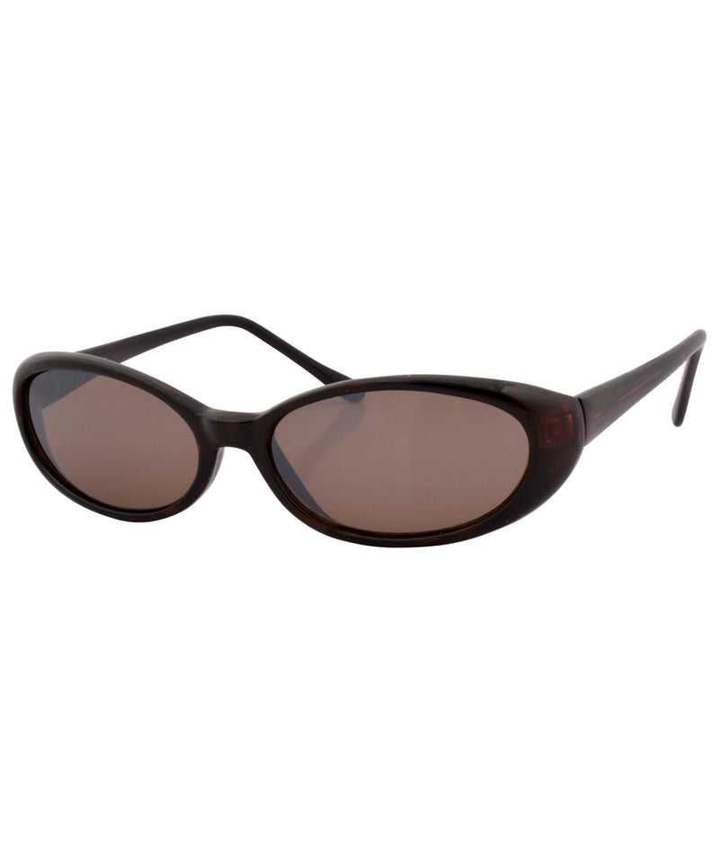 bippy tortoise brown sunglasses