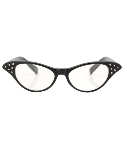 bitty bom black sunglasses
