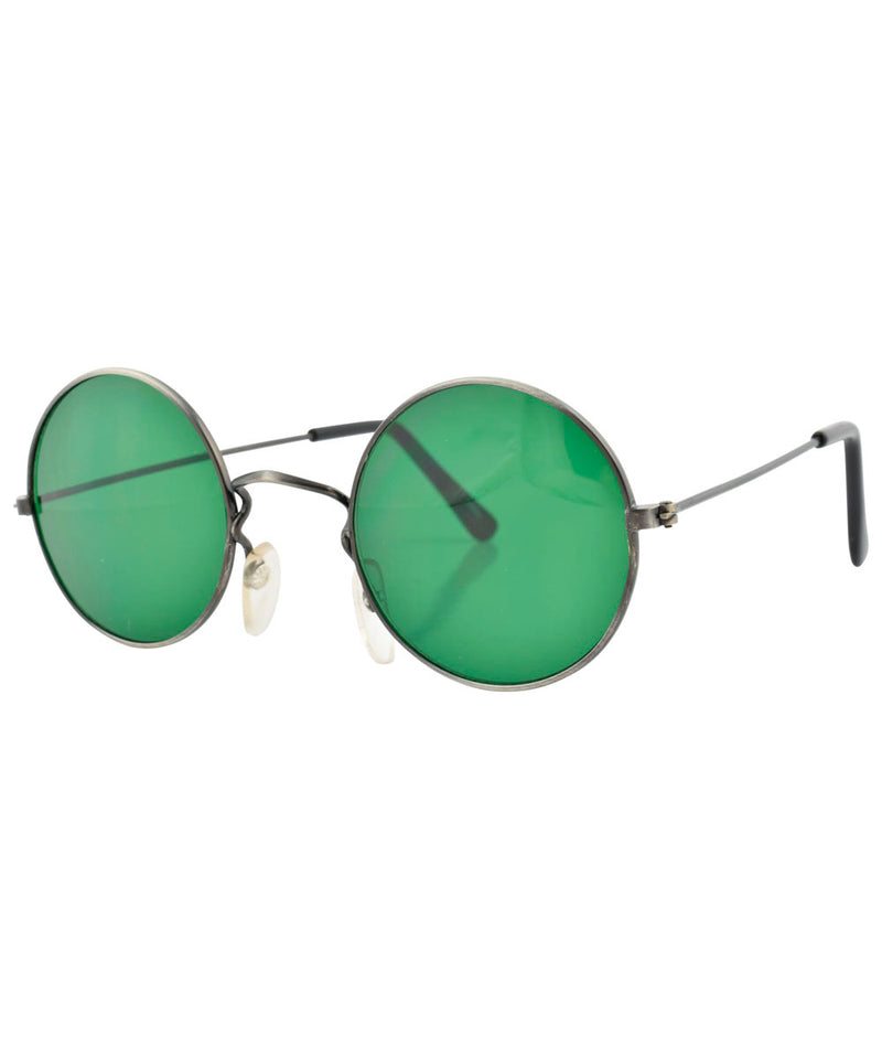blackerby green relic sunglasses