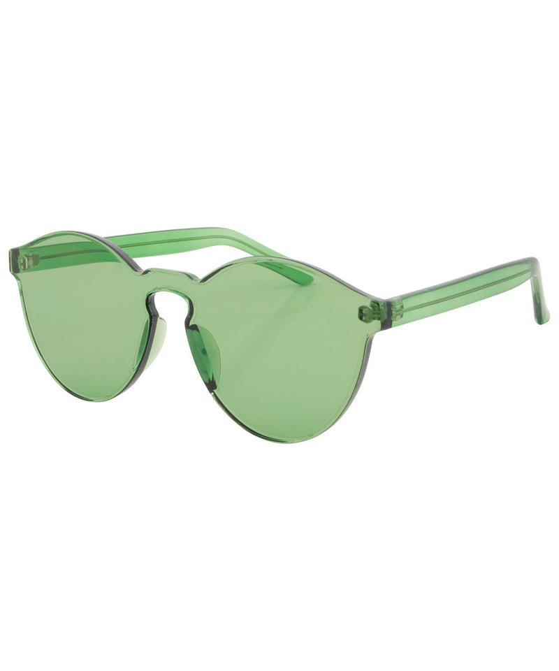 blanx green sunglasses
