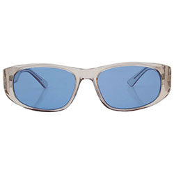 bleach smoke blue sunglasses