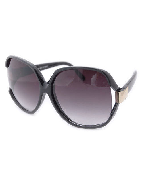 blima black sunglasses