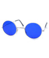 the blues silver sunglasses