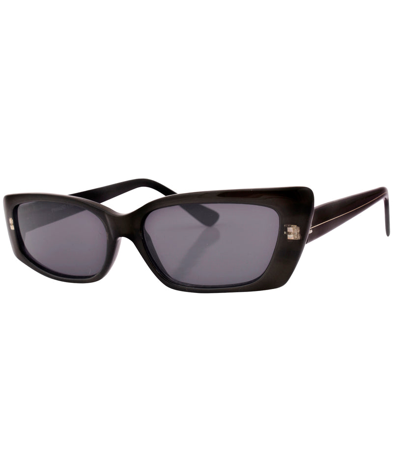bomberz black sunglasses