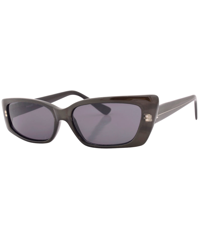 bomberz charcoal sunglasses