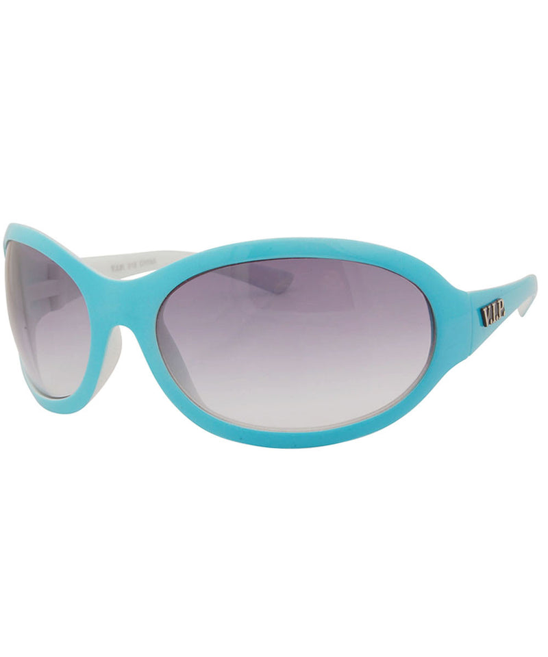 bonbon blue sunglasses