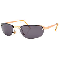 boochy gold sunglasses