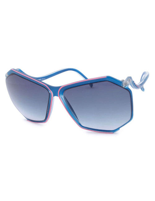 boogie blue sunglasses