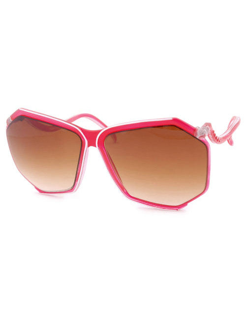 boogie red sunglasses
