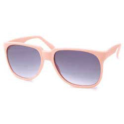 brill peach sunglasses