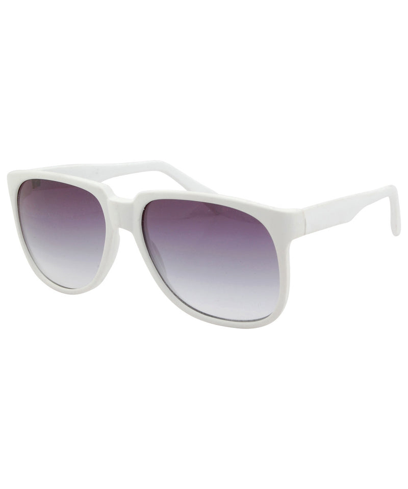 brill white sunglasses