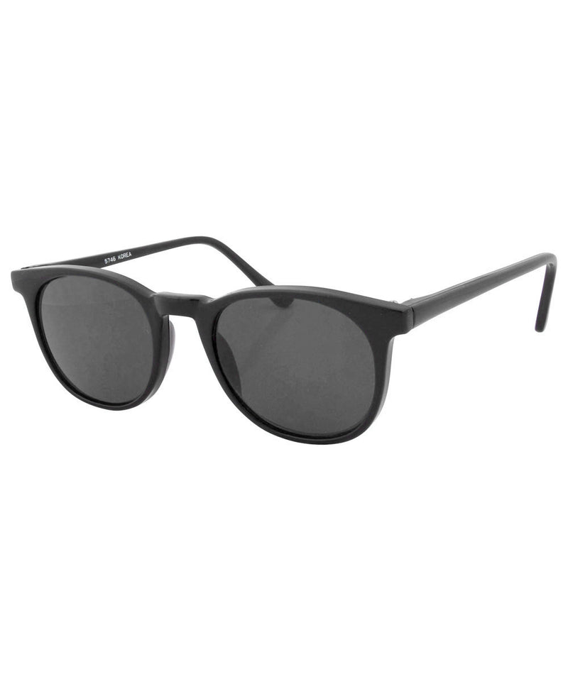 brophy black sd sunglasses