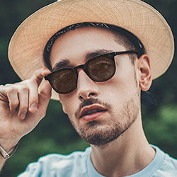 BROPHY Black/SD Classic Sunglasses