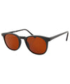 brophy black rust sunglasses