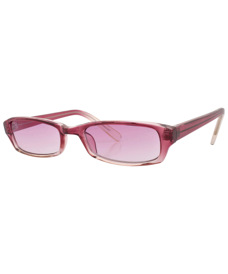 bubez berry sunglasses