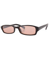 bubez black flesh sunglasses