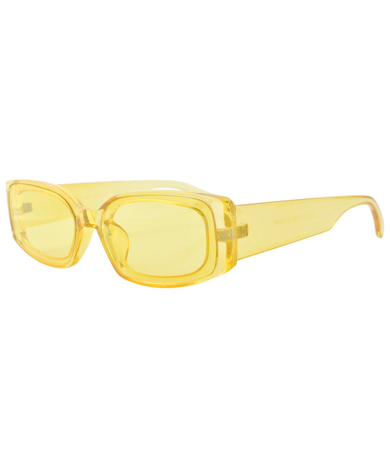 buck up full yellow sunglasses