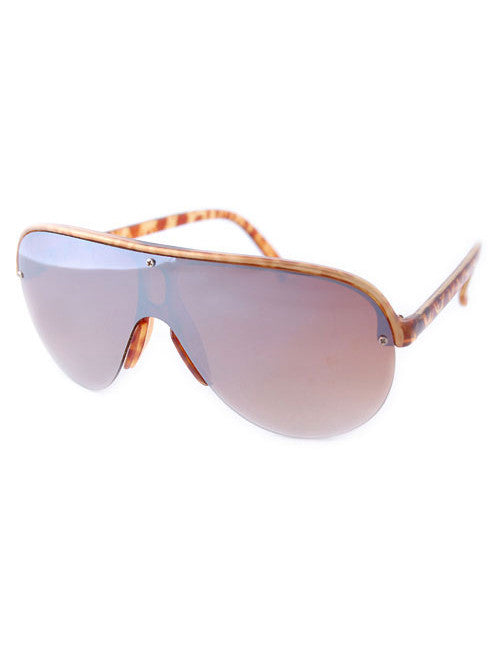 buckle tortoise sunglasses
