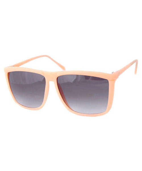 buds peach sunglasses