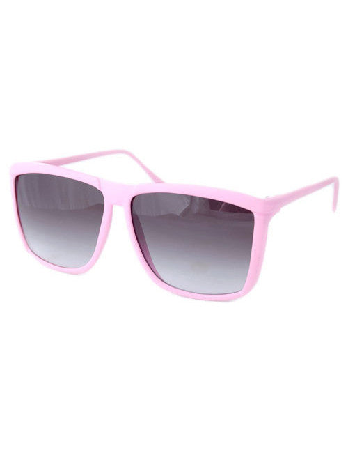 buds pink sunglasses