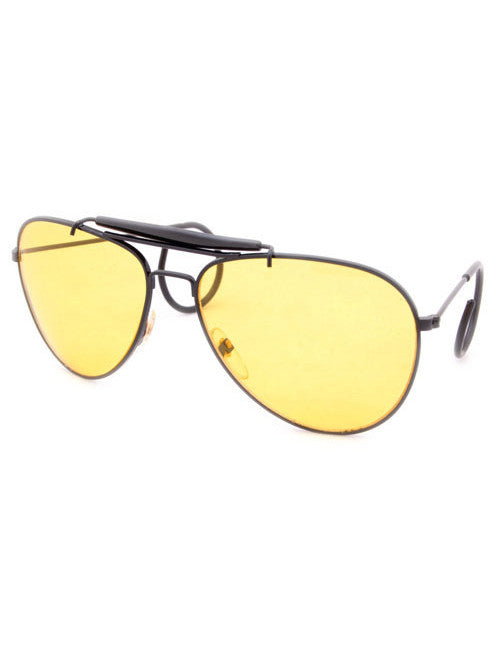 bullet black sunglasses