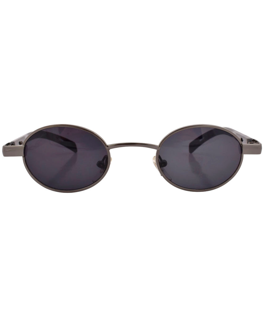 bunches gunmetal sunglasses