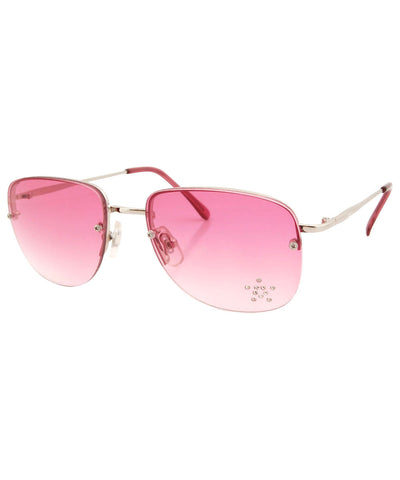 butterfree pink sunglasses