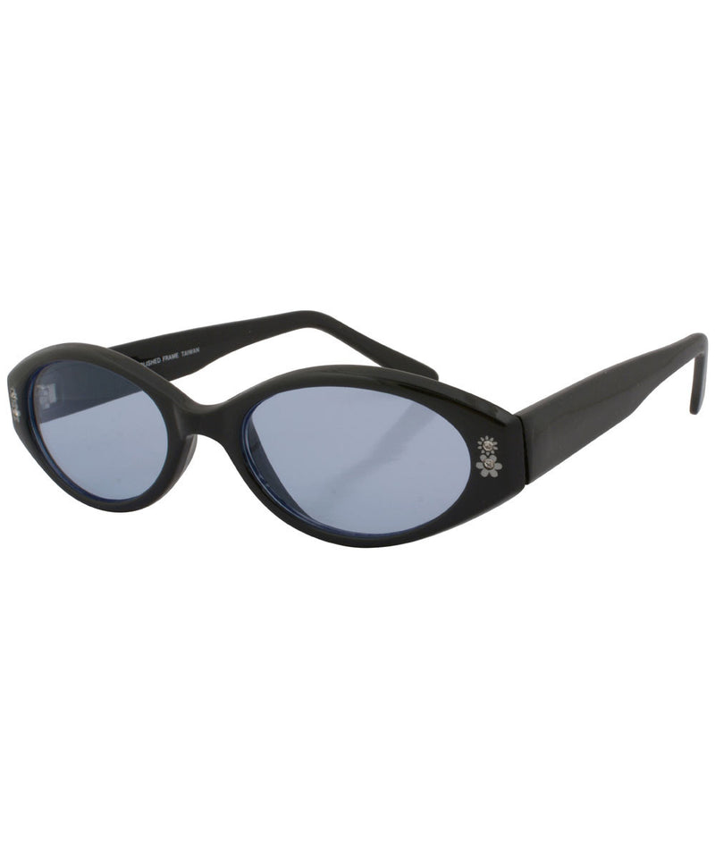 button black sunglasses