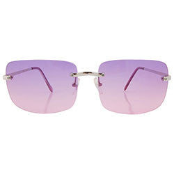buzzed purple pink sunglasses