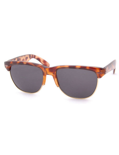 camera tortoise sunglasses