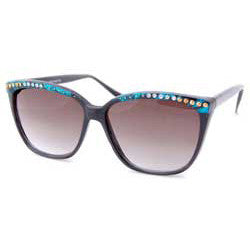 camille blue sunglasses