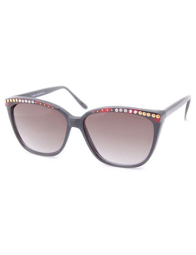 camille red sunglasses