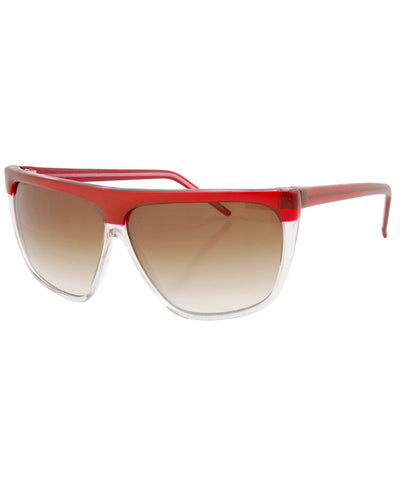 candy bot red sunglasses