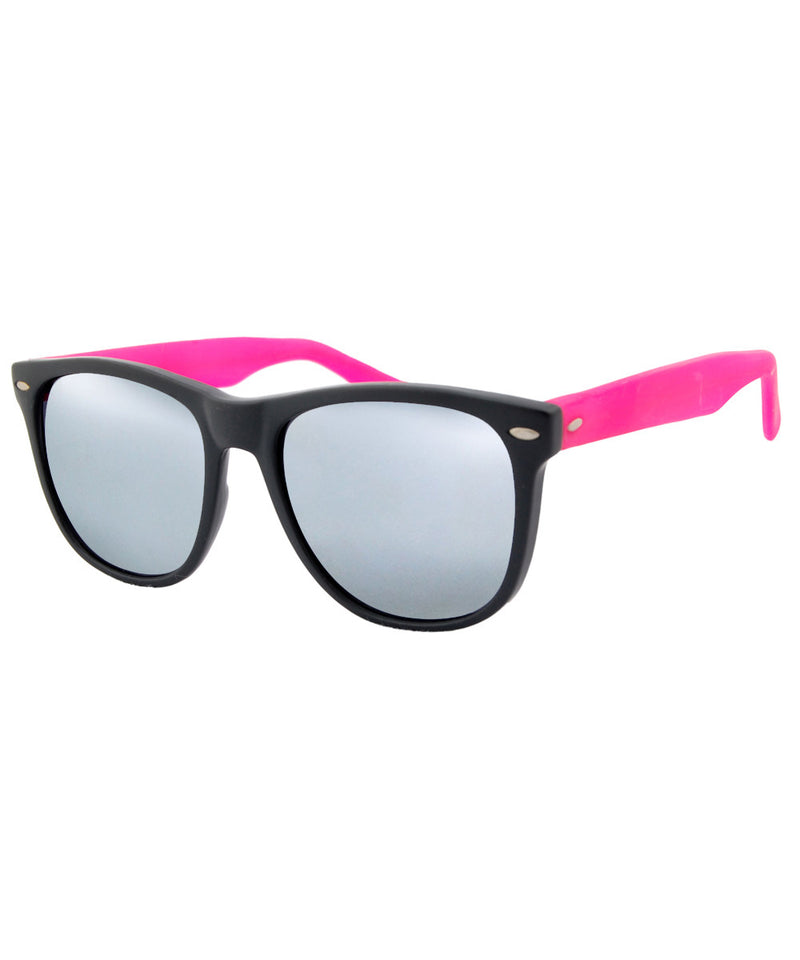 capitola pink sunglasses